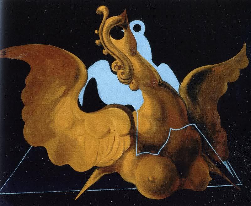 Max Ernst - Chimère, 1928
