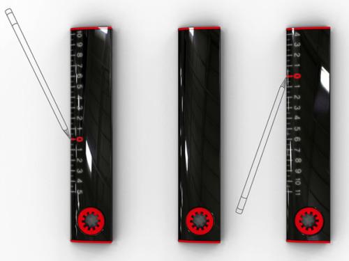 Unique Everyday Design - 0 Point Ruler