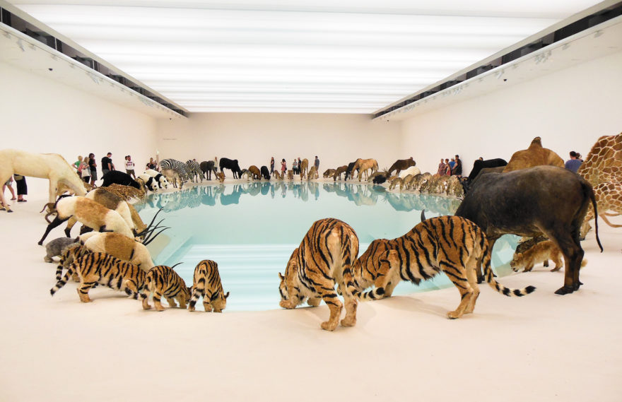Heritage by Cai Guo-Qiang