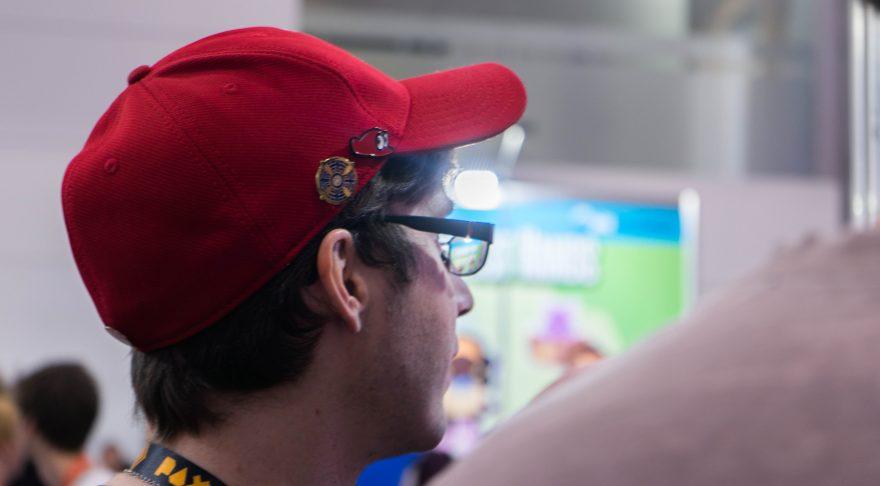 PAX Aus 2018 - Mario Odyssey pin