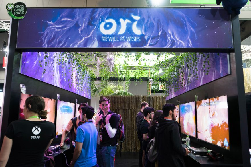 PAX Aus 2018 - Ori and the Will of the Wisps