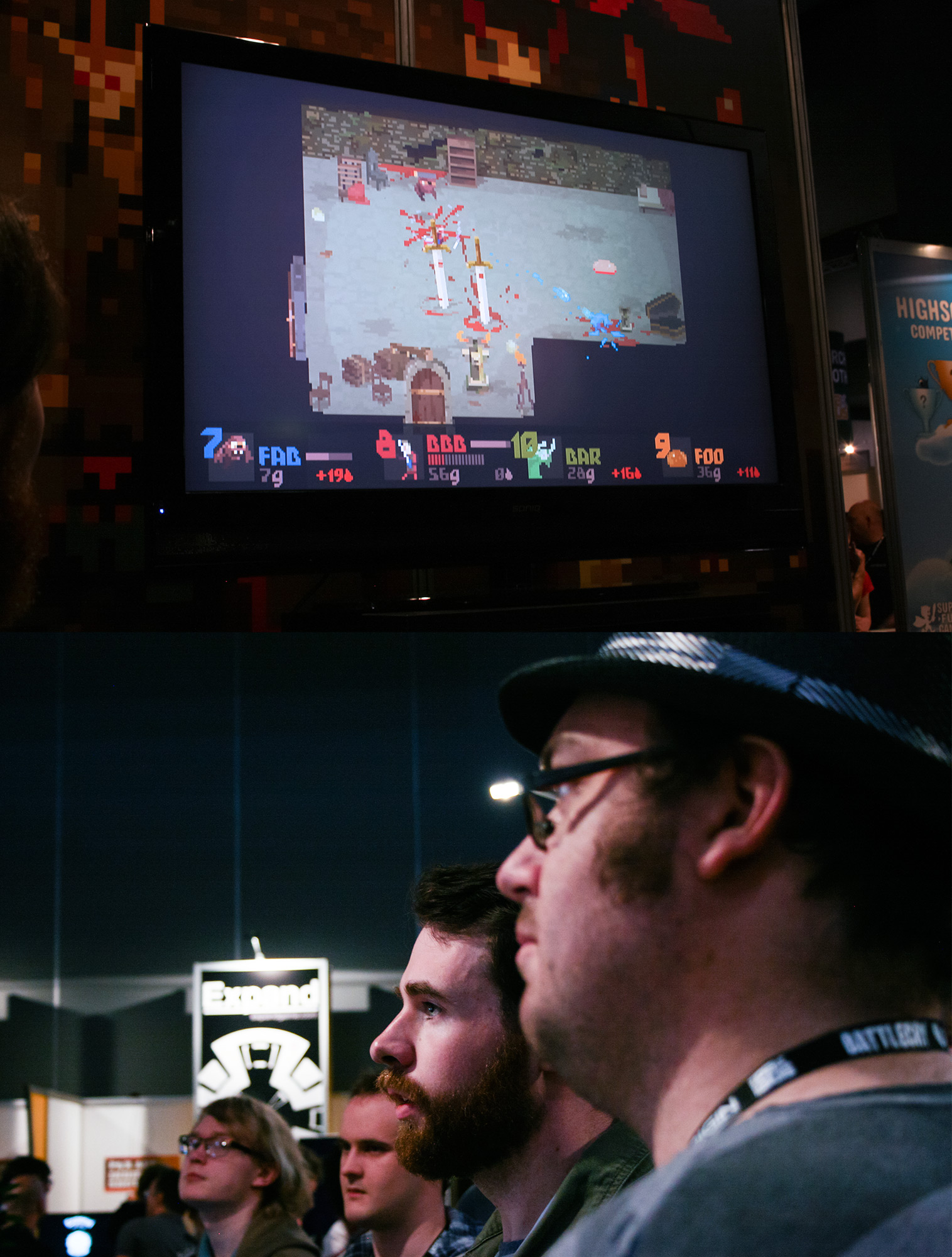 PAX Aus - Melbourne 2014 -  Crawl by Powerhoof