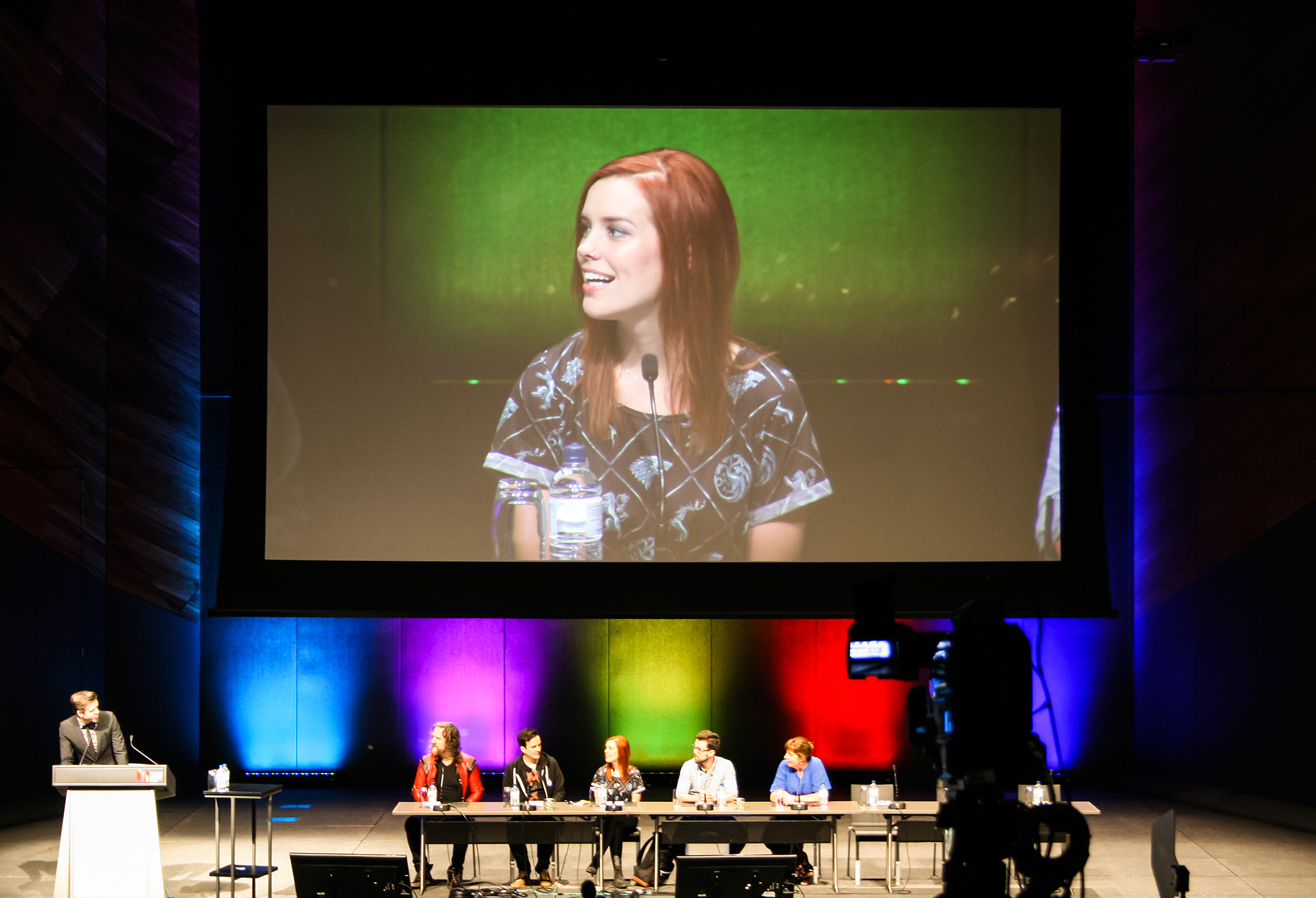 PAX Aus - Melbourne 2014 -  Good Game: Ask us Anything panel