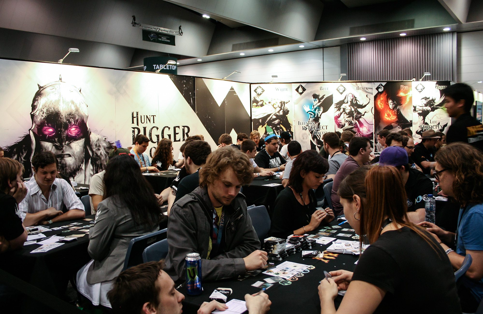 PAX Aus - Melbourne 2014 - Magic the Gathering