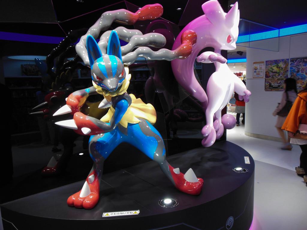 Japan Trip 2015 - Pokemon Centre Ikebukuro