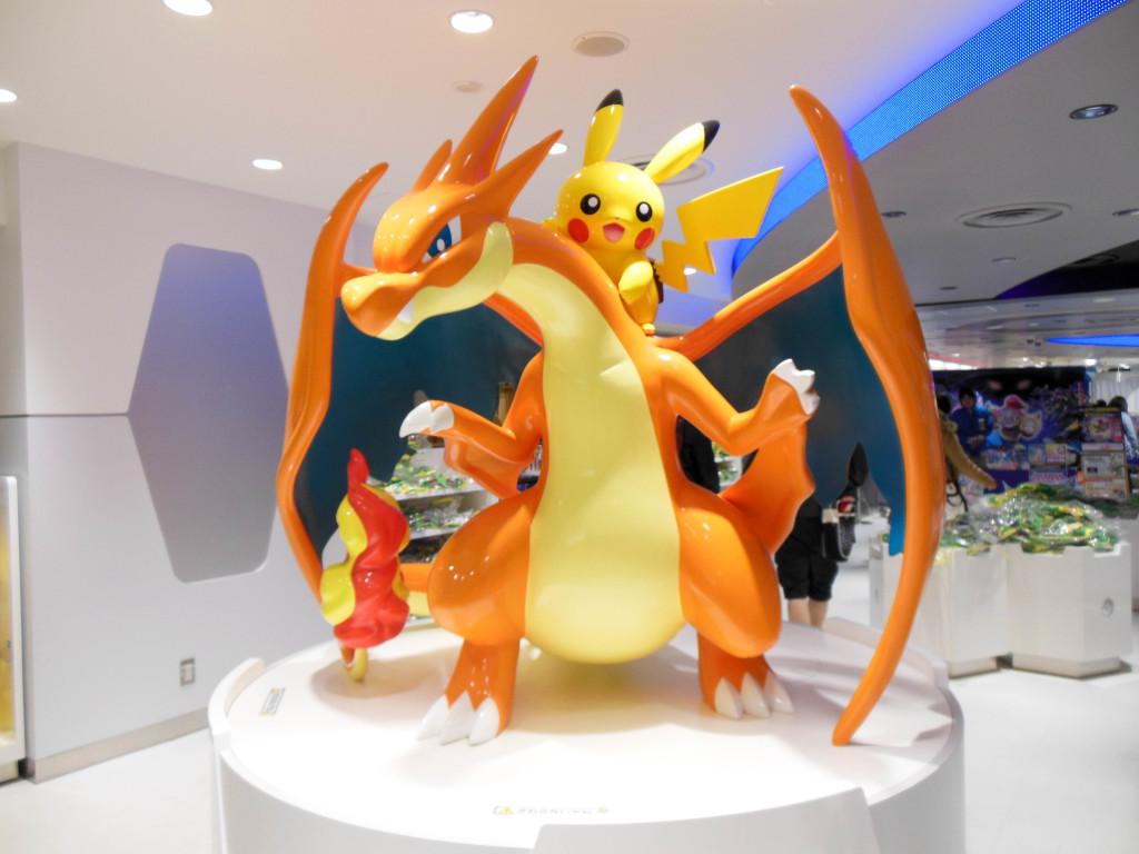 Japan Trip 2015 - Pokemon Centre IkebukuroJapan Trip 2015 - Pokemon Centre Ikebukuro