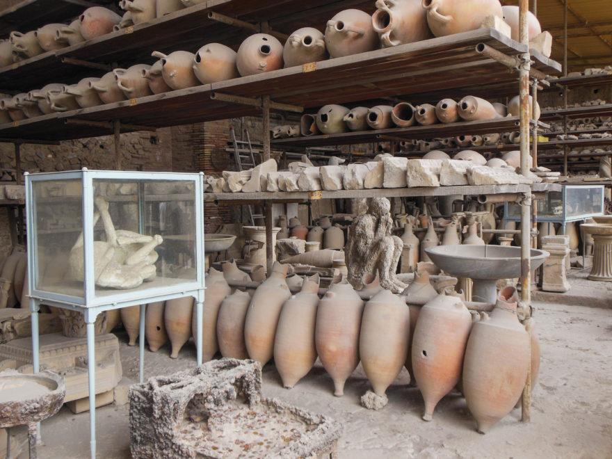 Italy - The Pompeii Ruins