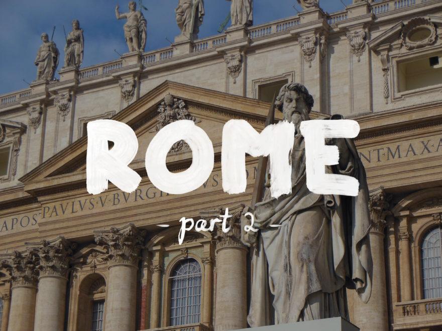 Italy travel - rome