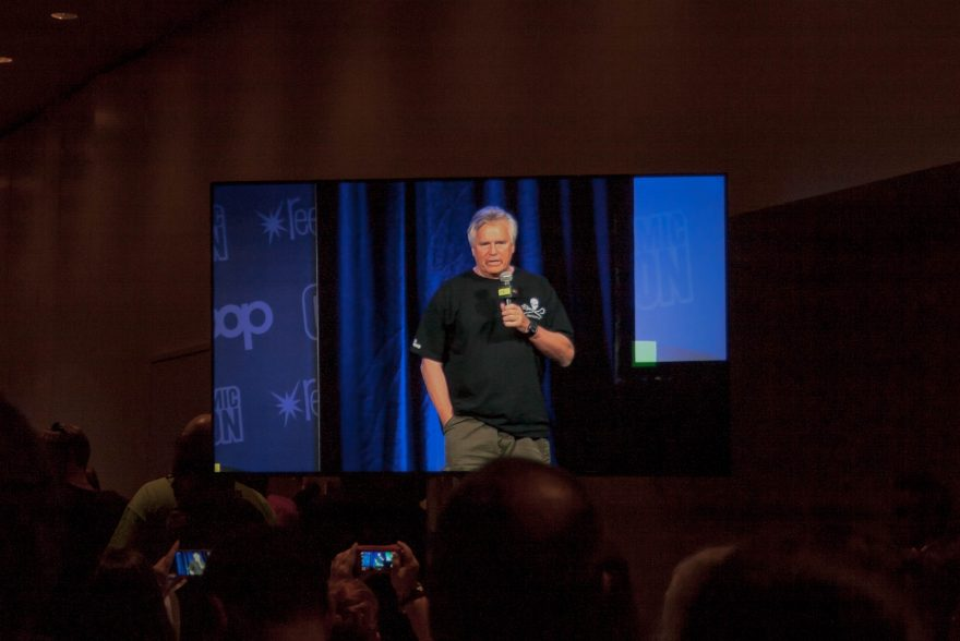Oz Comic Con Brisbane 2015 - Richard Dean Anderson