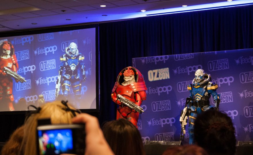 Oz Comic Con Brisbane 2015 - Cosplay Parade