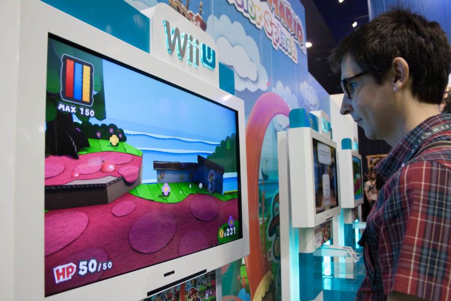 PAX Aus 2016 - More mario games at the Nintendo booth